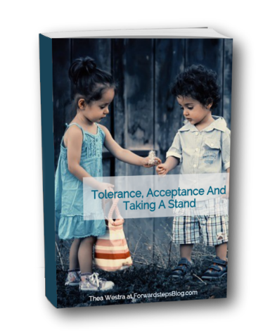Tolerance Acceptance Taking A Stand ebook cover