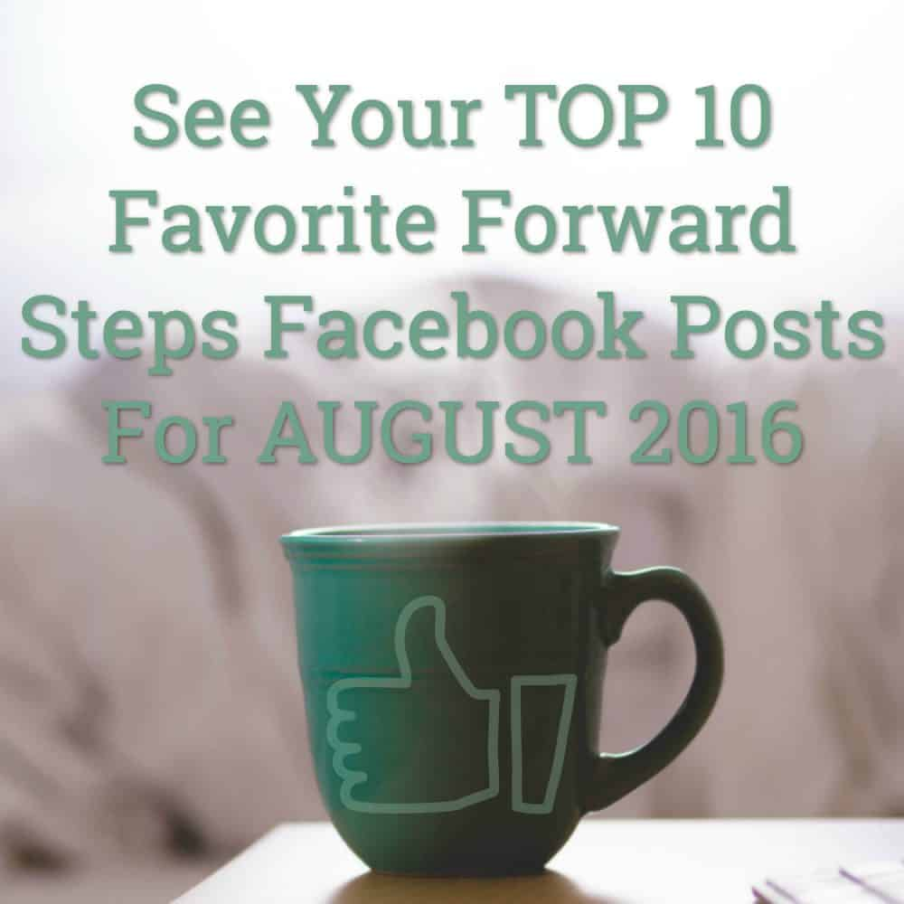Top 10 August 2016 Facebook Posts
