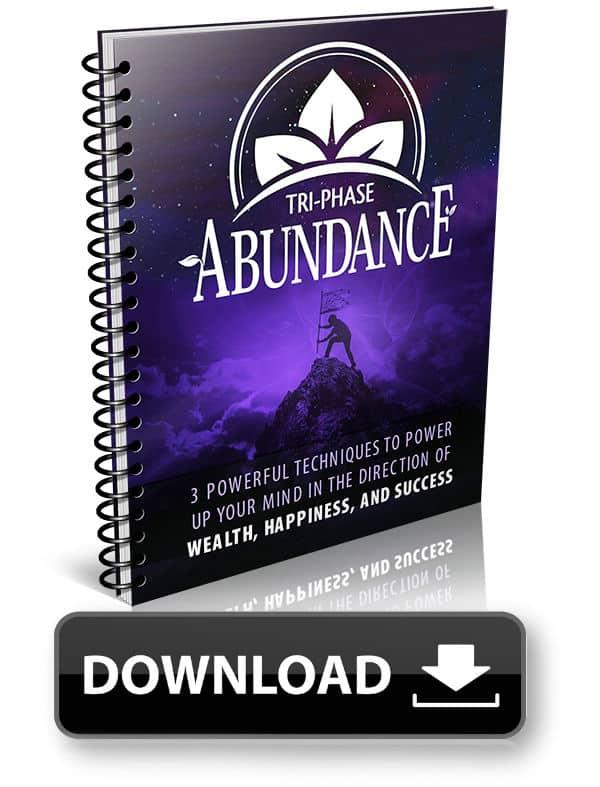 Tri-Phase Abundance Free eBook