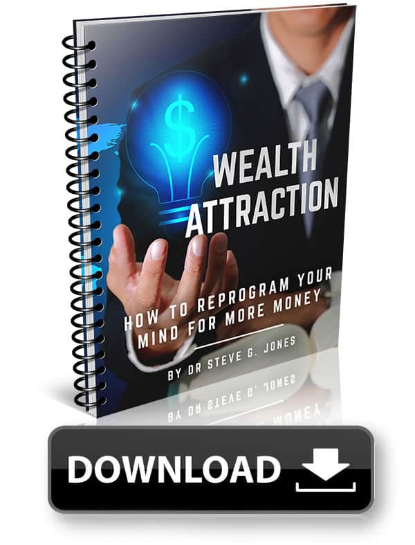Wealth Attraction free ebook download - Forward Steps image