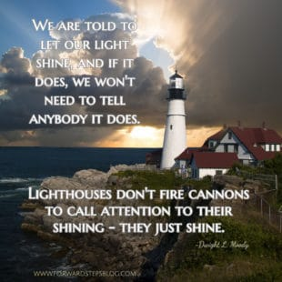 Aware of the light quote image 3