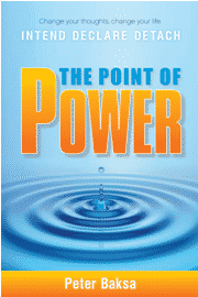 Point Of Power - author Peter Baksa