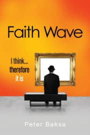 Point Of Power author Peter Baksa - Faith Wave