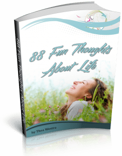eBook Downloads - 88 Fun Thoughts About Life