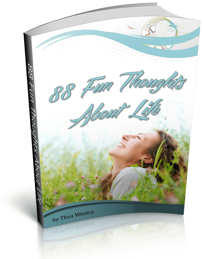 Half the fun - 88 Fun Thoughts About Life ebook