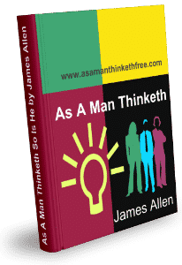eBook Downloads - As A Man Thinketh