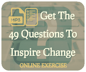 Get Your 49 Questions To Inspire Change product image