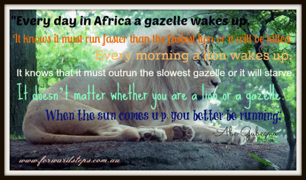 lion-gazelle-quote-framed600x354px