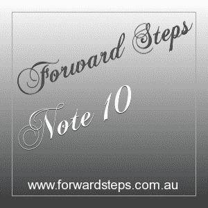 365 Forward Steps Self Improvement Notes Number 10