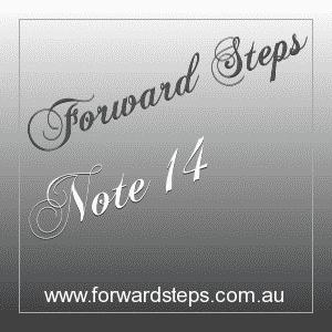 365 Forward Steps Self Improvement Notes Number 14