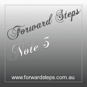 365 Forward Steps Self Improvement Notes Number 3