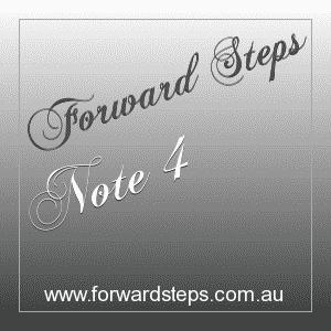 365 Forward Steps Self Improvement Notes Number 4