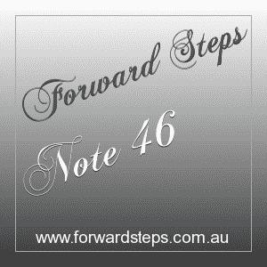 365 Forward Steps Self Improvement Notes Number 46