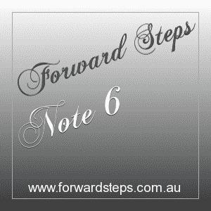 365 Forward Steps Self Improvement Notes Number 6