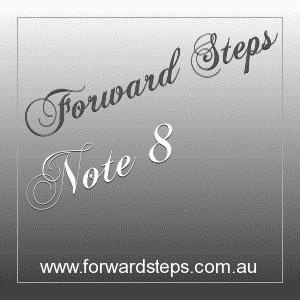 365 Forward Steps Self Improvement Notes Number 8