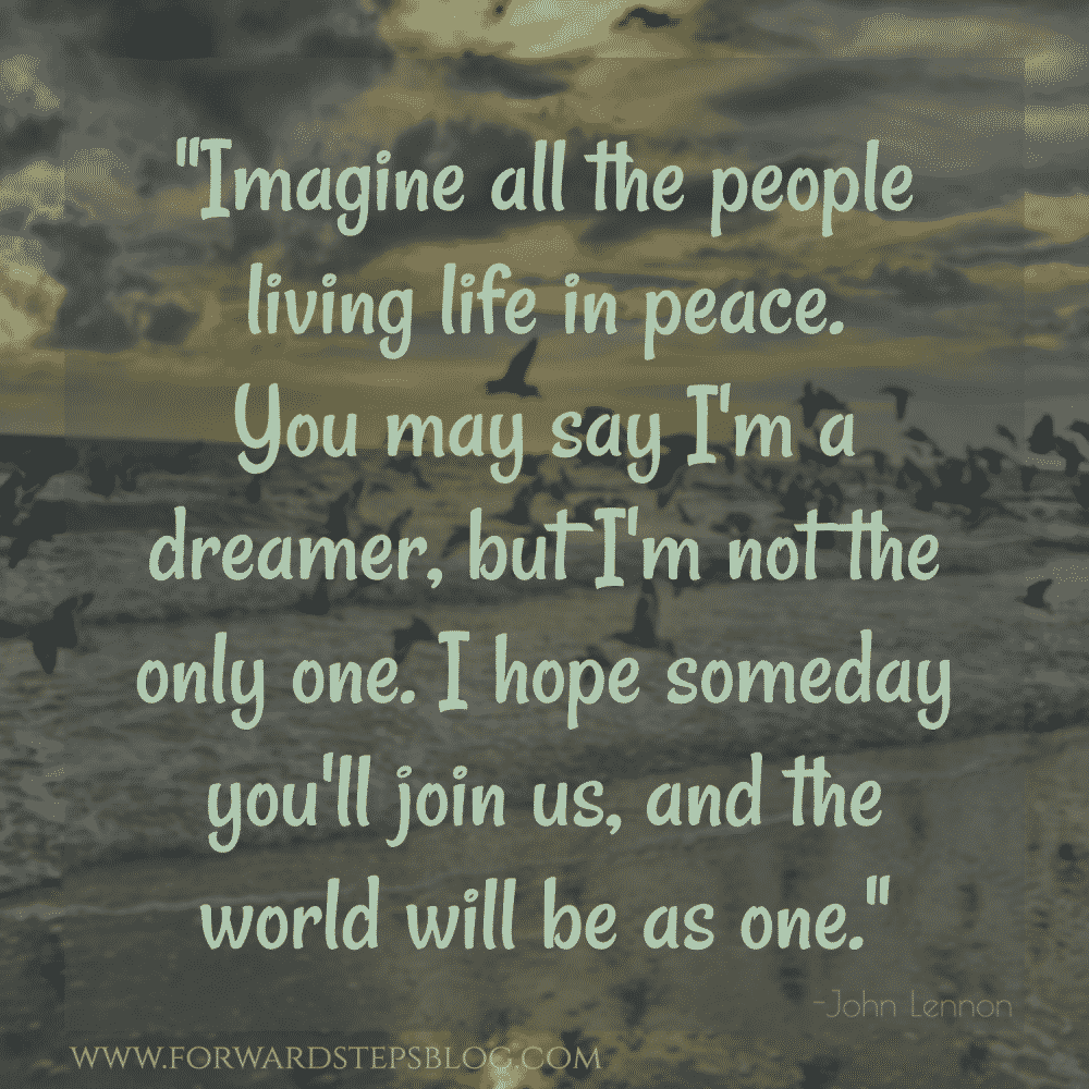 Peace Day quote image