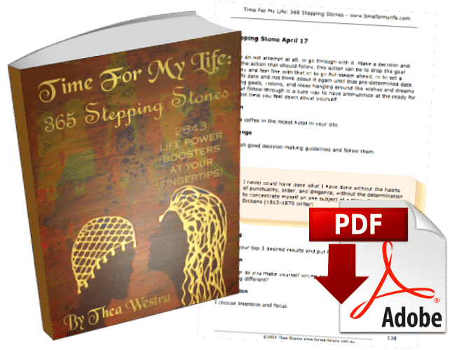Time For My Life PDF eBook cover
